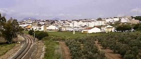Vista de Almargen