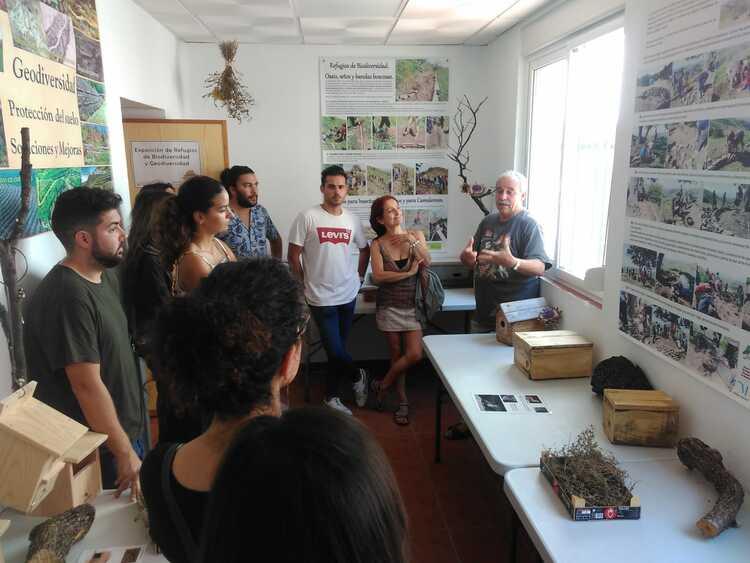 Exposición de Refugios de Biodiversidad